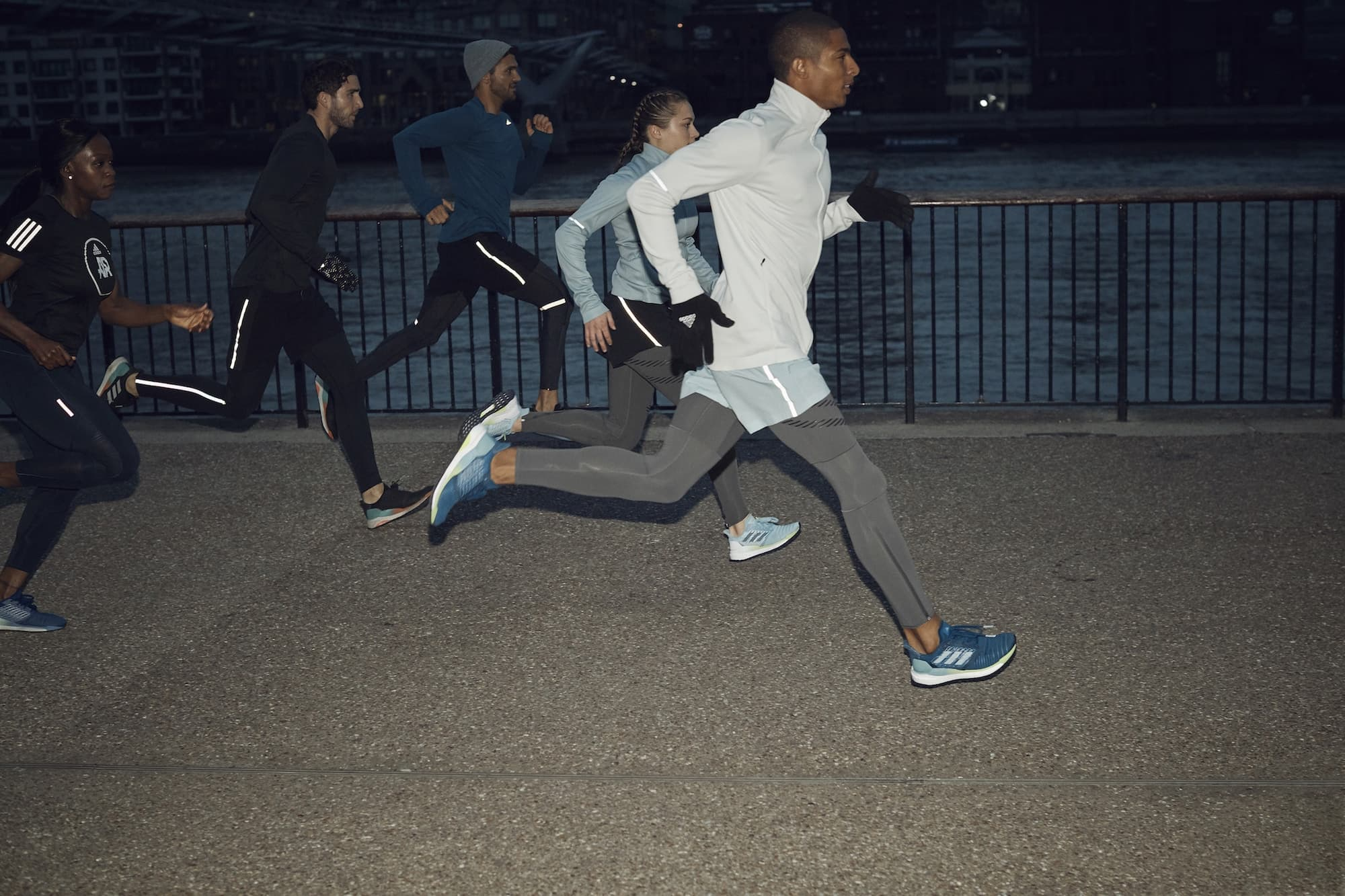 Ace those new year resolutions with these long-distance running shoes