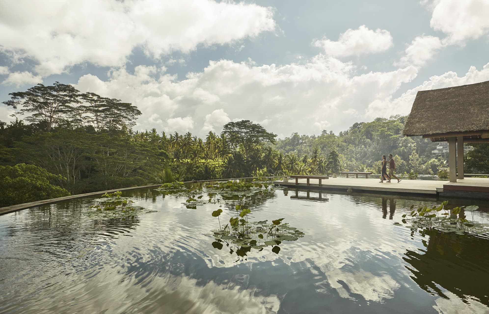Ubud's sacred Sayan Valley takes you to the heart and soul of Bali