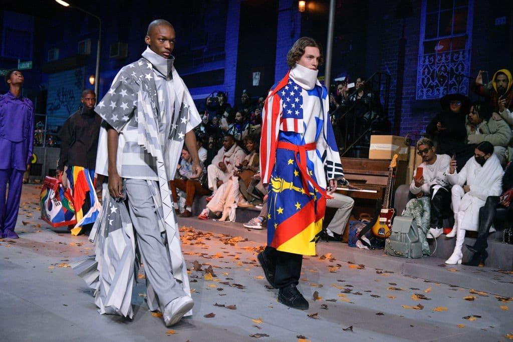Virgil Abloh pays tribute to Michael Jackson in Louis Vuitton Men's FW19 show