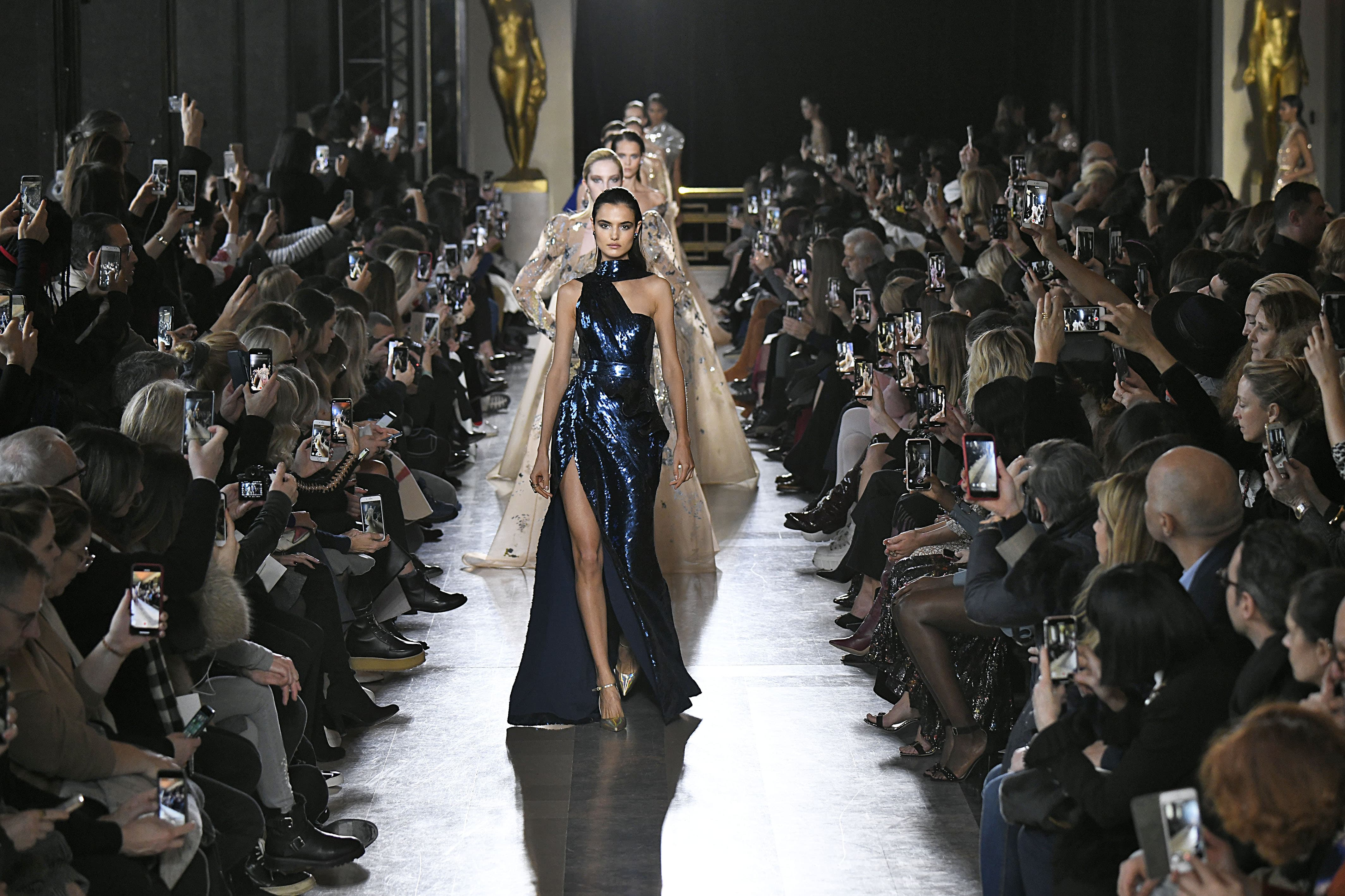 From Valentino's diverse line-up to Balmain's return: Day 3 from Paris Couture Week
