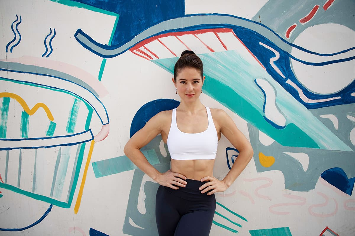 27 Questions with Tiffany Soi, Asia's rising yoga, rock-climbing and TV personality