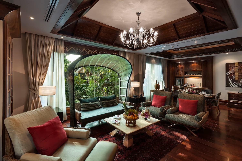 Boutique Hotels Chiang Mai: Rati Lanna