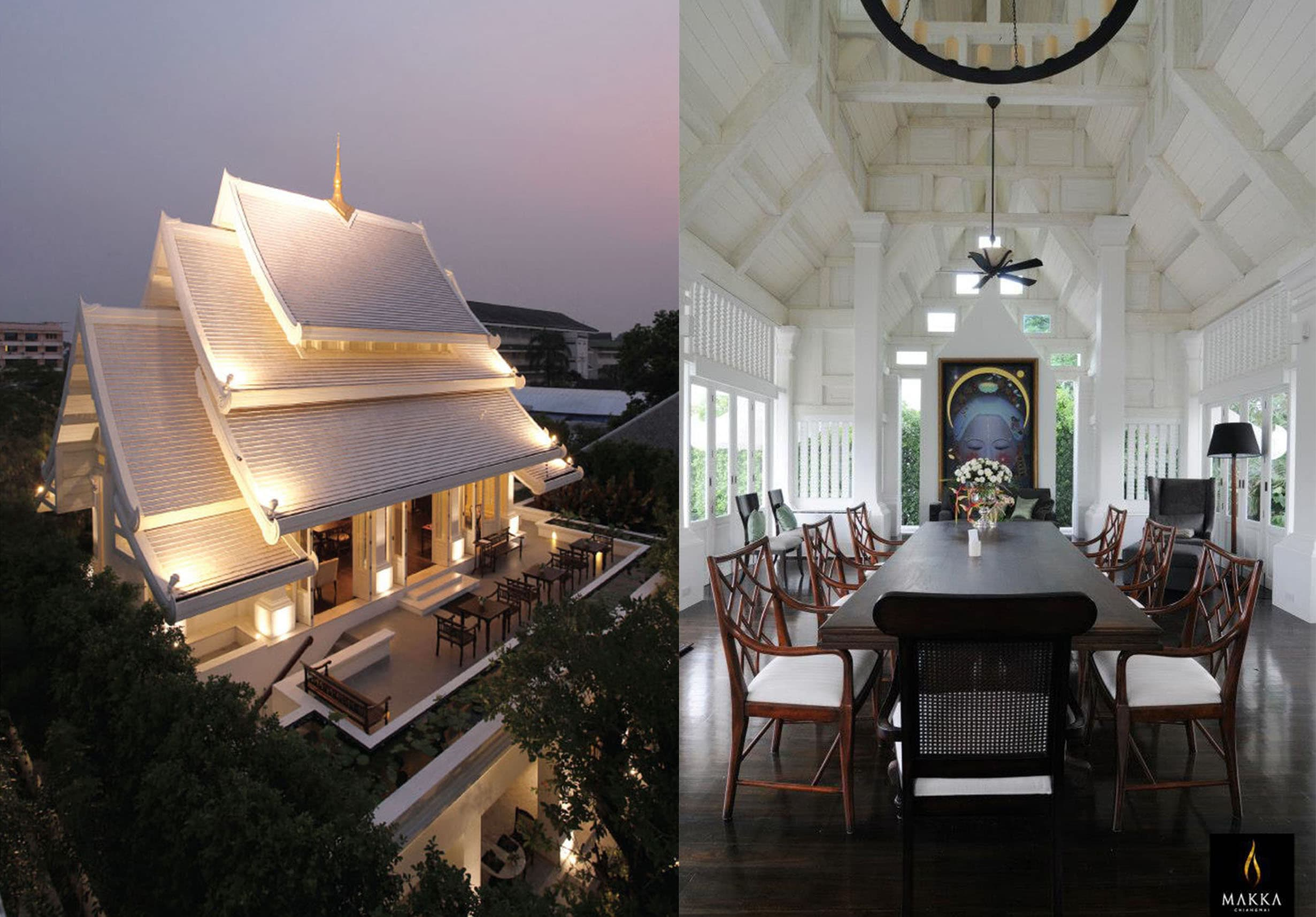 Boutique Hotels Chiang Mai: Makka