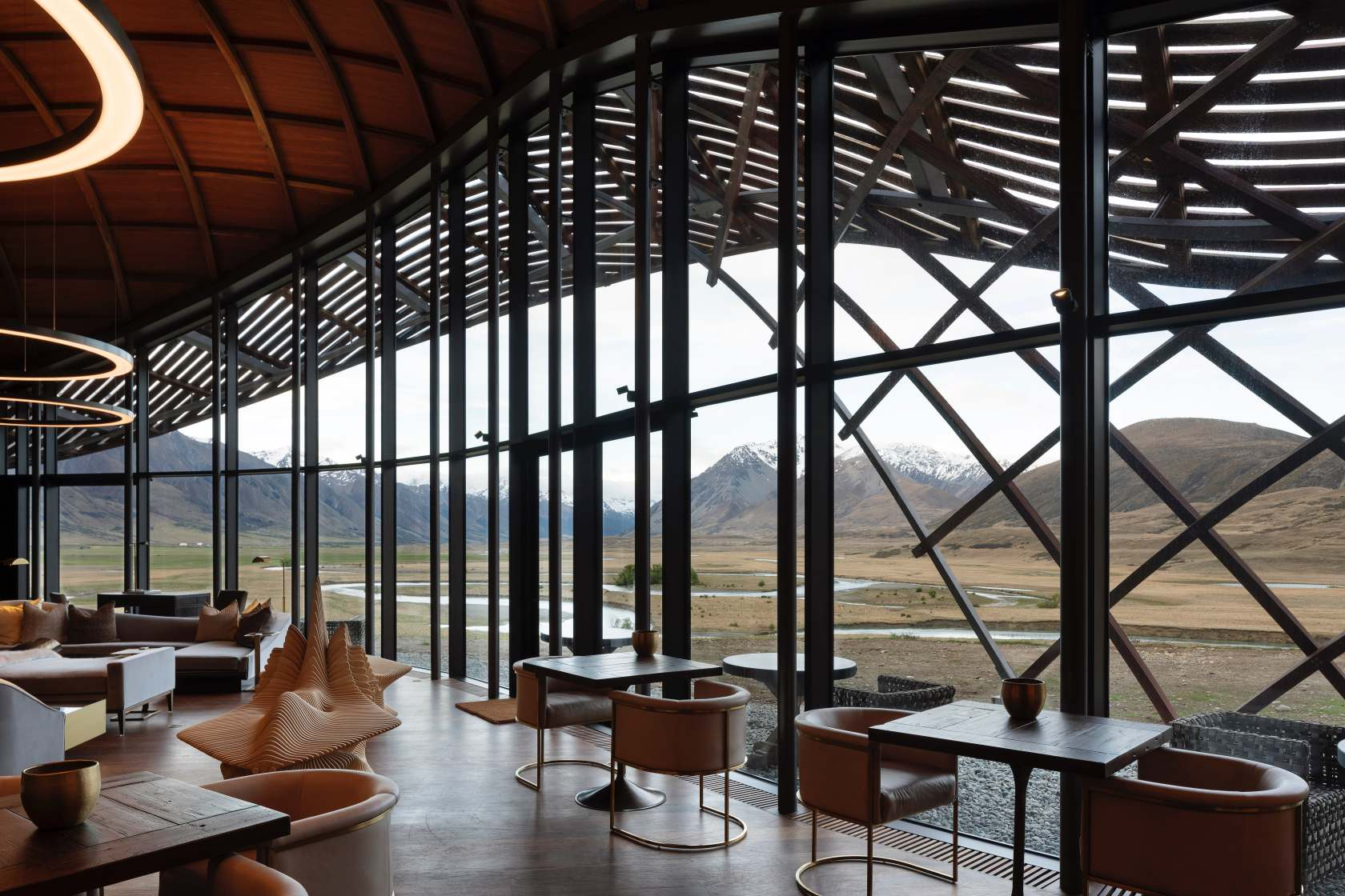 All the art and design hotels in New Zealand to check in to now