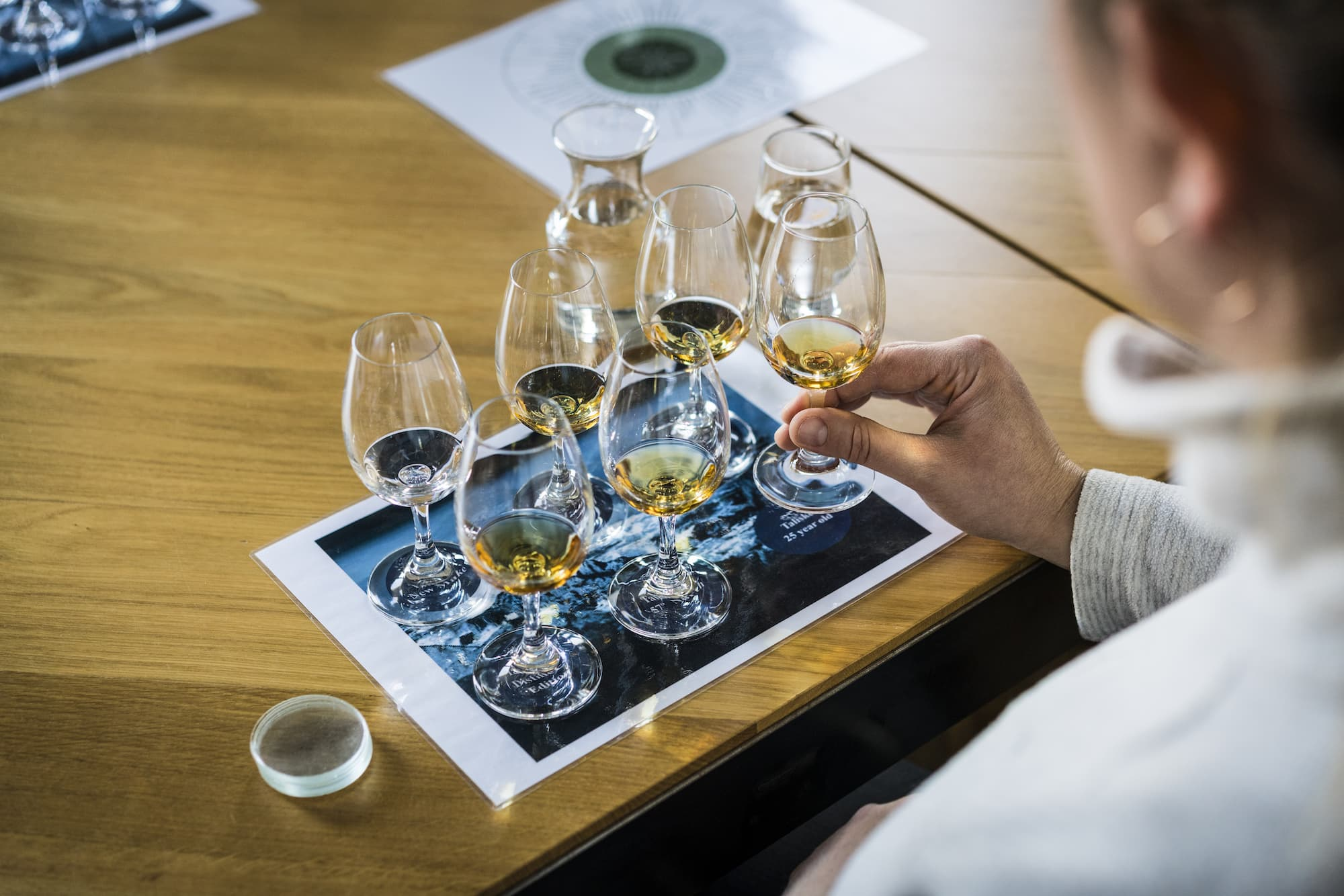Elevate your next fine Scotch experience with the right whisky glasses