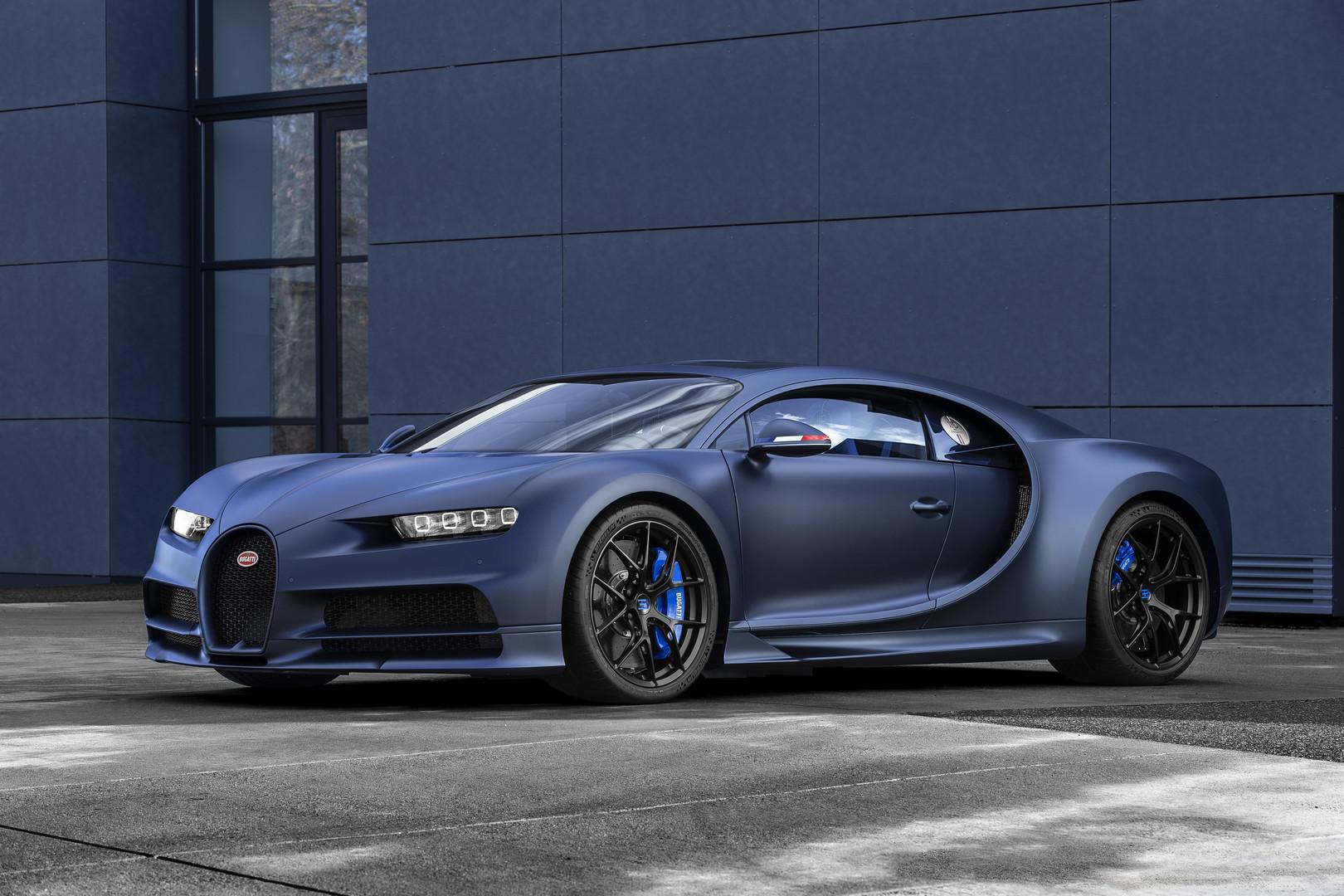 Bugatti's ultra-exclusive 110 ans Bugatti Chiron Sport is a tribute to France