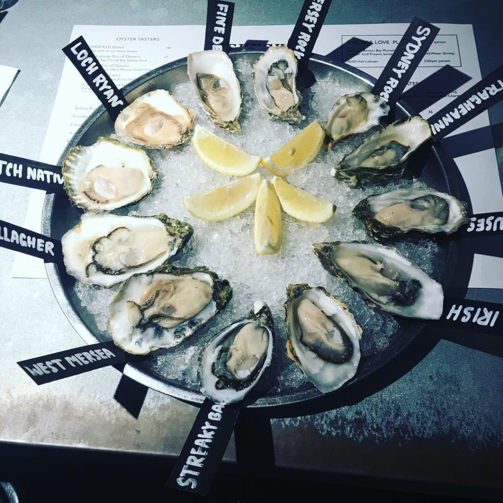 Shucked Oyster and Seafood Bar