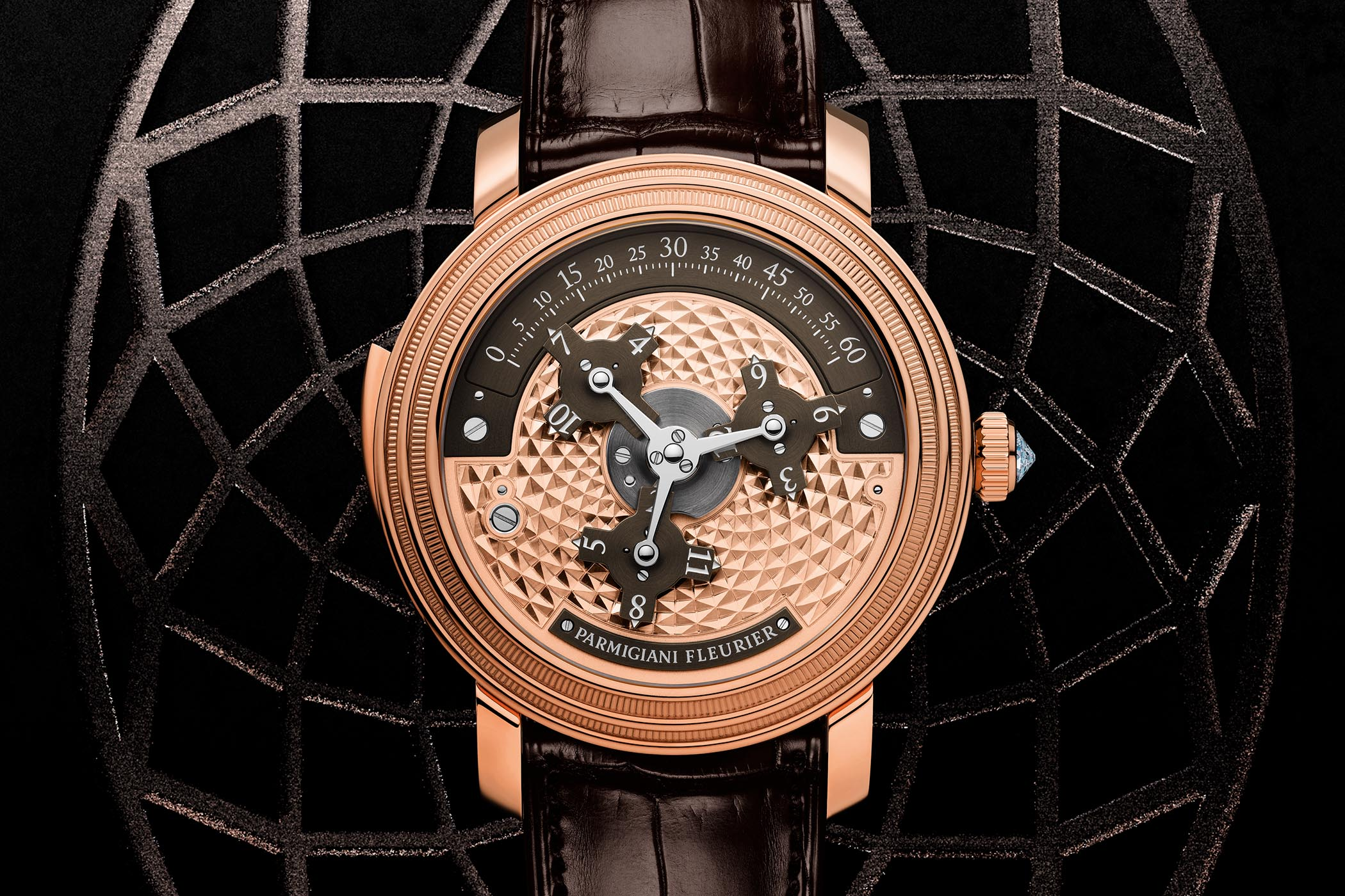 The legendary Swiss watch brand Parmigiani Fleurier has arrived in India