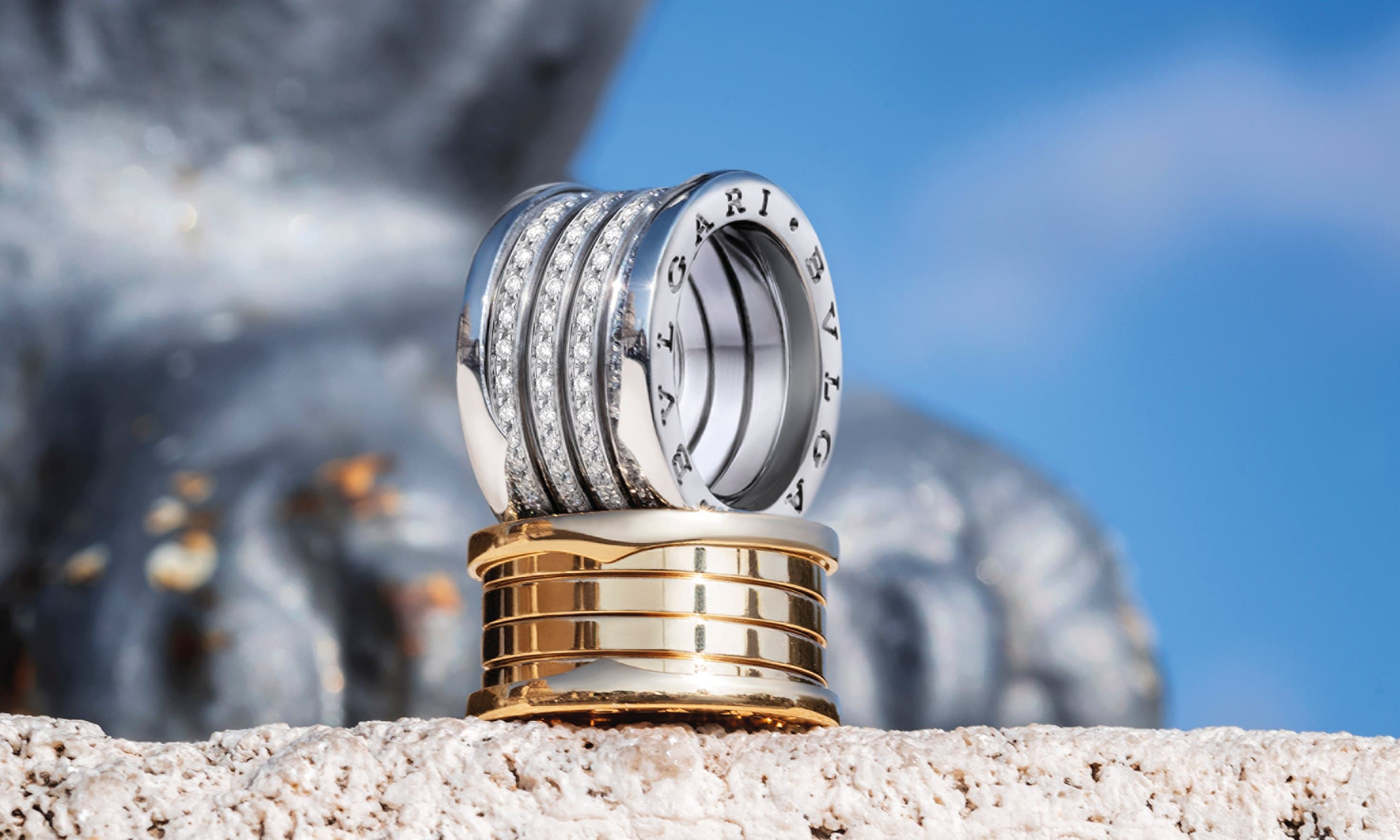 Bulgari's B.Zero1 collection goes back to its roots for its 20th anniversary