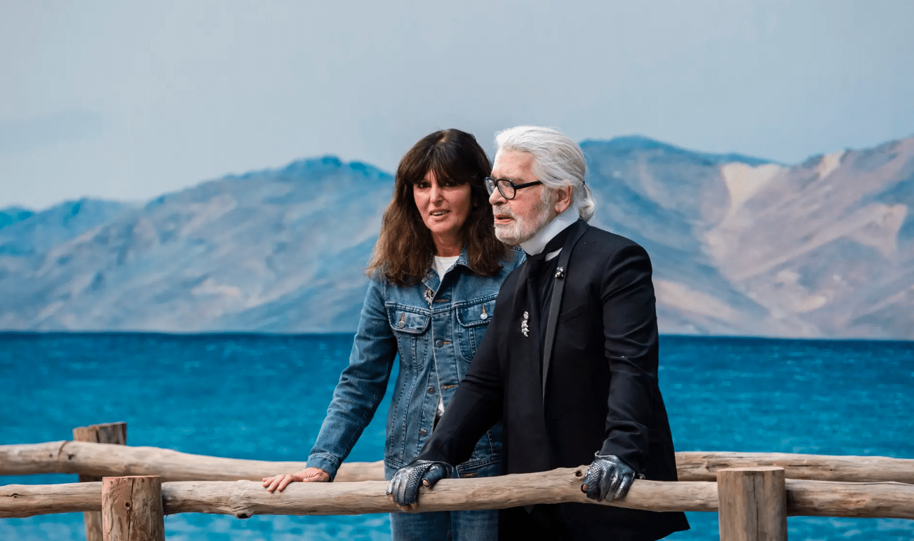 Virginie Viard, Karl Lagerfeld's trusted right-hand takes over at Chanel