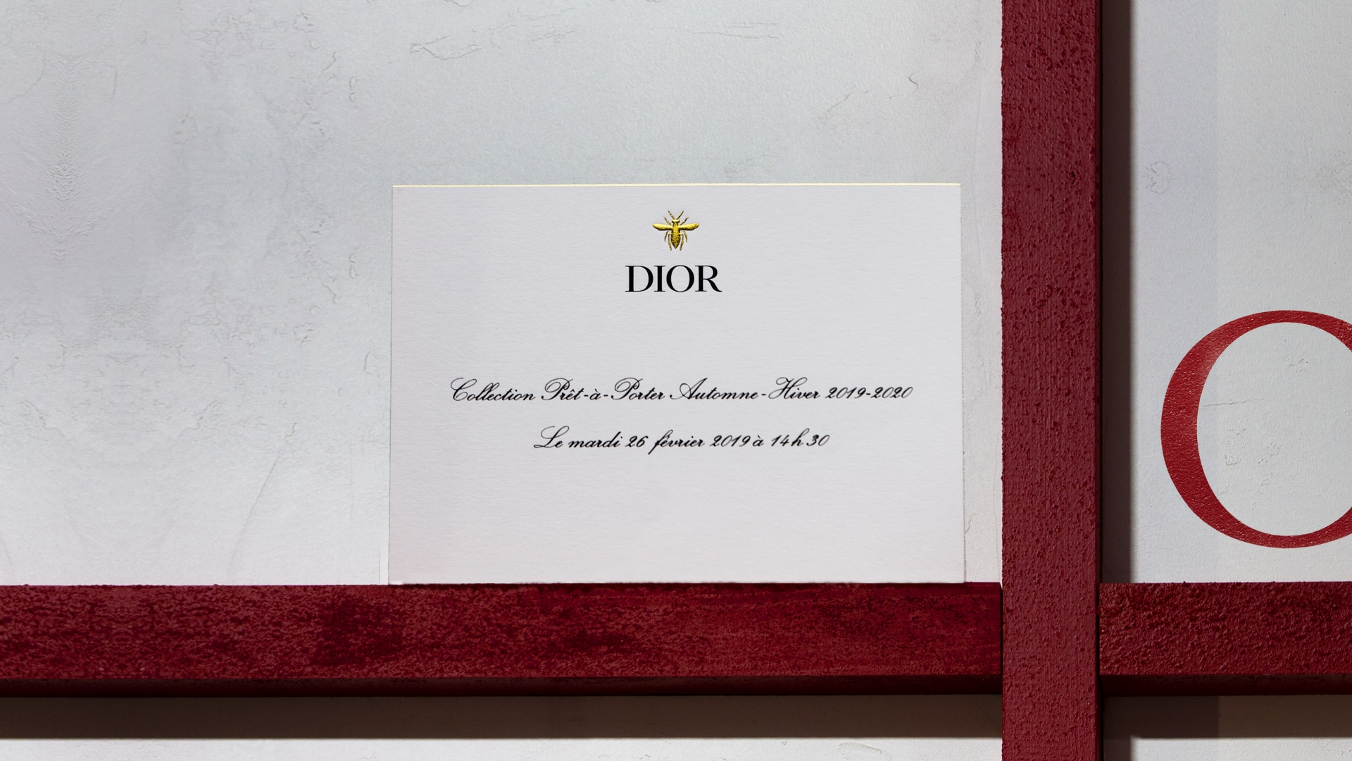 Watch: Dior's Fall/Winter 2019 ready-to-wear collection live from Paris Fashion Week