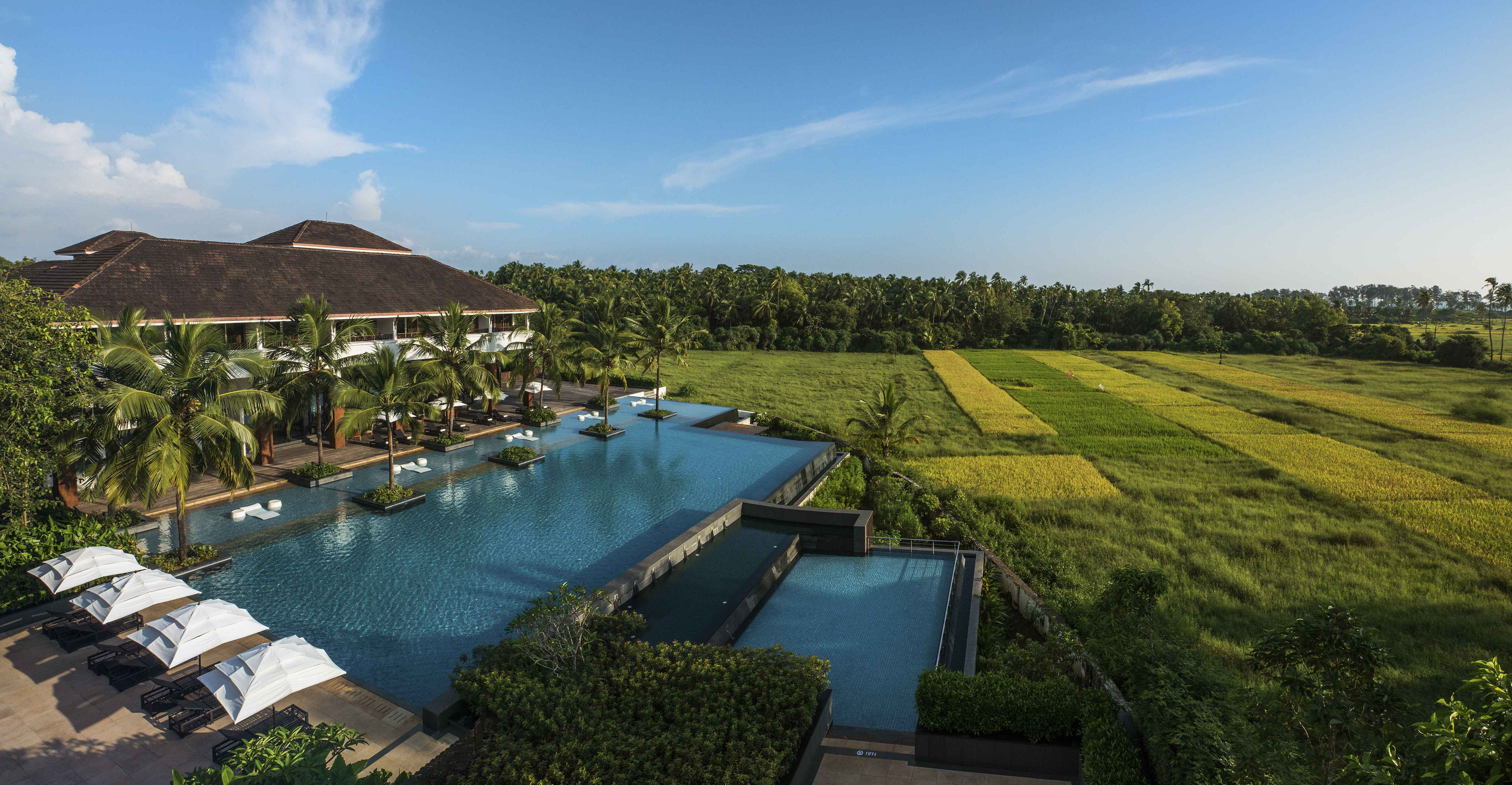 Hit up this luxury hotel in Goa for a self-styled wellness program in 2019