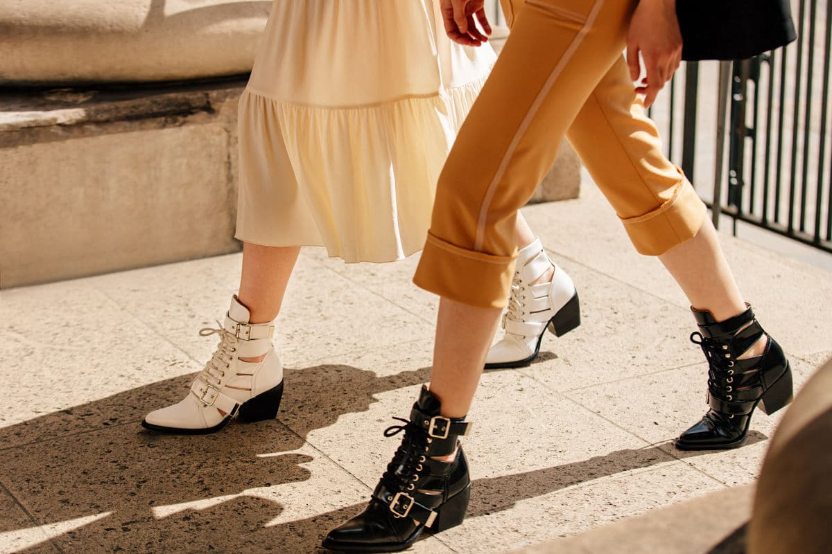 A bootieful summer: 9 boots to wear in hot weather
