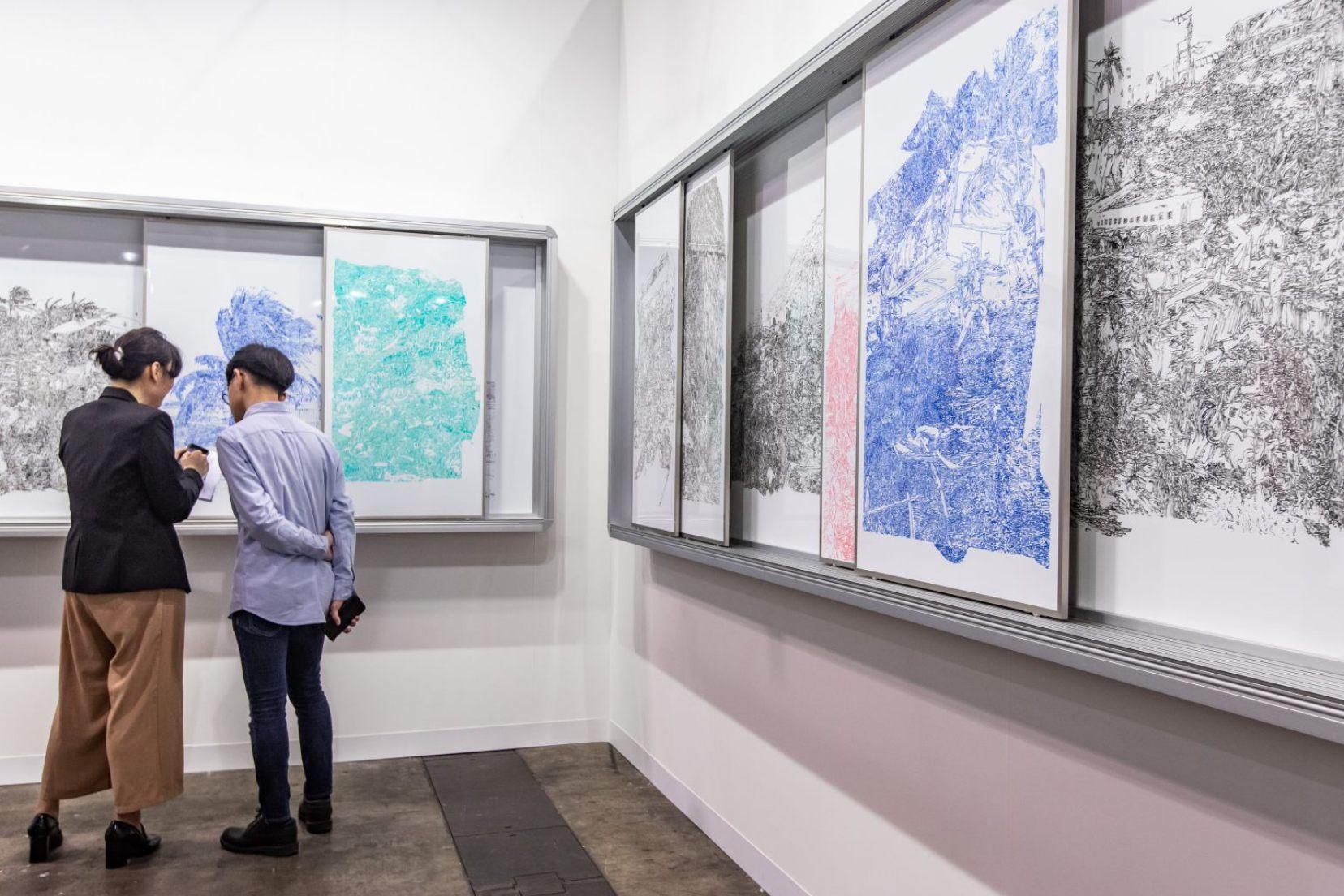 10 highlight works you have to see at Art Basel Hong Kong 2019