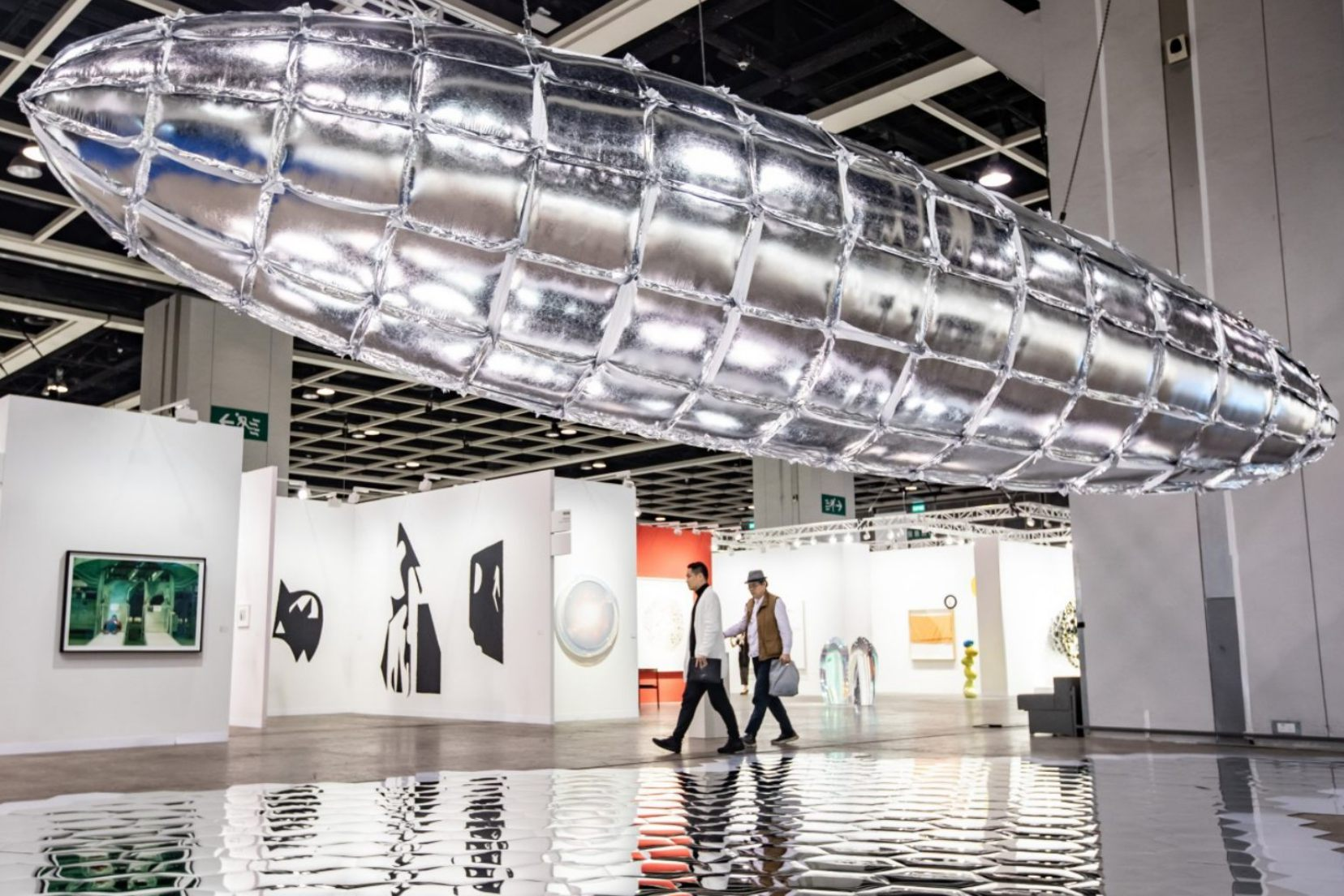 """Lee Bul, """"Willing to be Vulnerable"""" (2019)"""