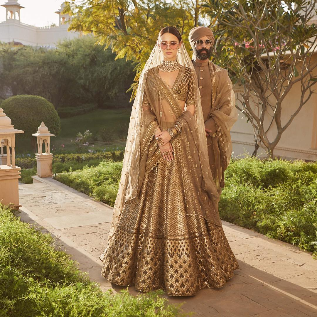 Think beyond reds: These are the hottest lehenga colours for the summer bride