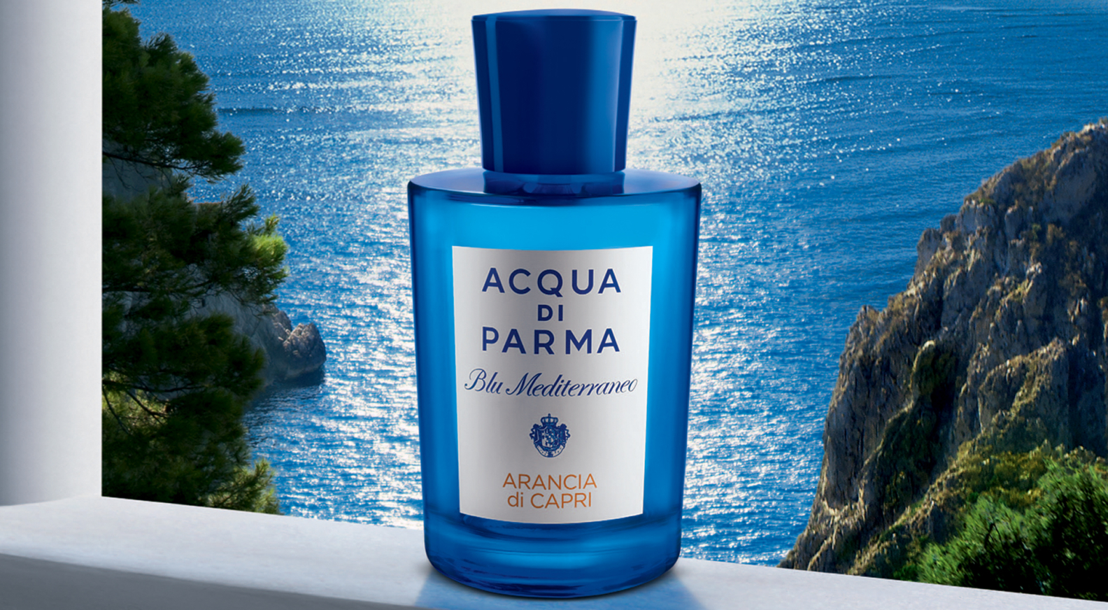 A favourite of Cary Grant & Audrey Hepburn, Acqua Di Parma perfumes, now in India
