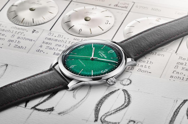 German Watchmakers: Glashütte Original