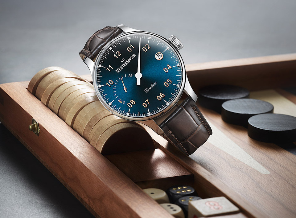 German watchmakers: MeisterSinger