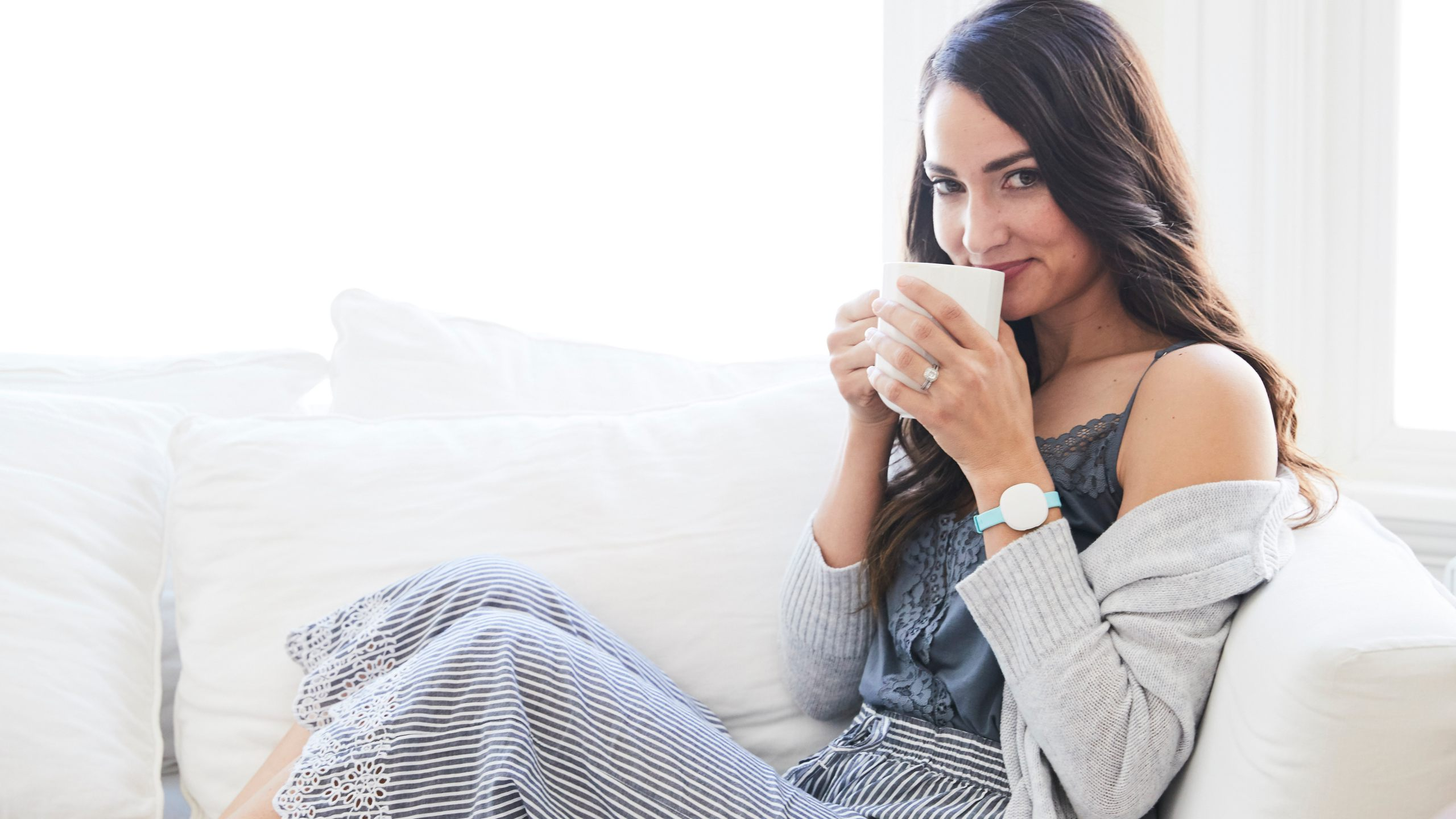 Review: The Ava bracelet helps data-obsessed women track their fertility