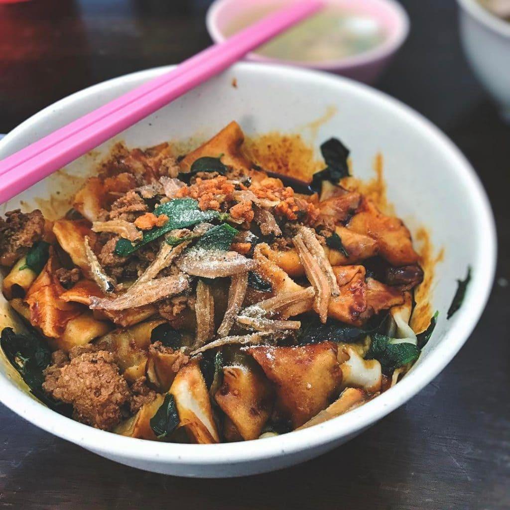 Lian Heng Pan Mee