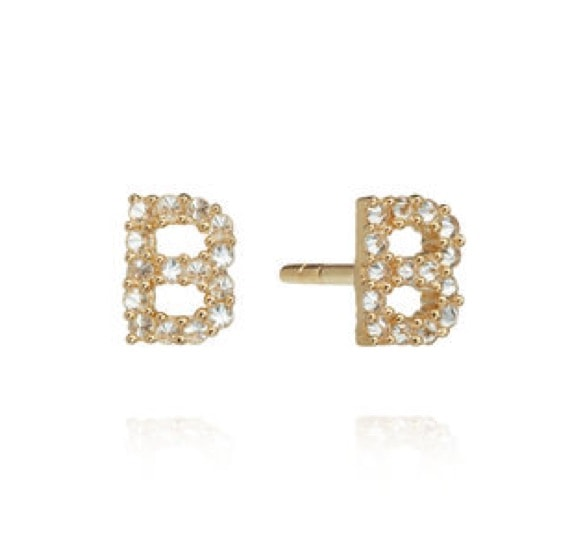 Stud Earrings: Annoushka Jewellery