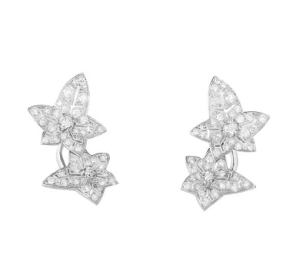 Stud Earrings: Boucheron