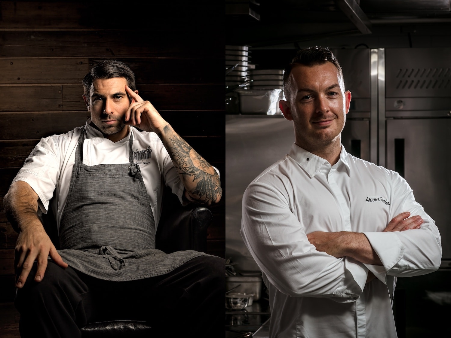 Kinship, by chefs Chris Grare and Arron Rhodes, will land in SoHo this summer