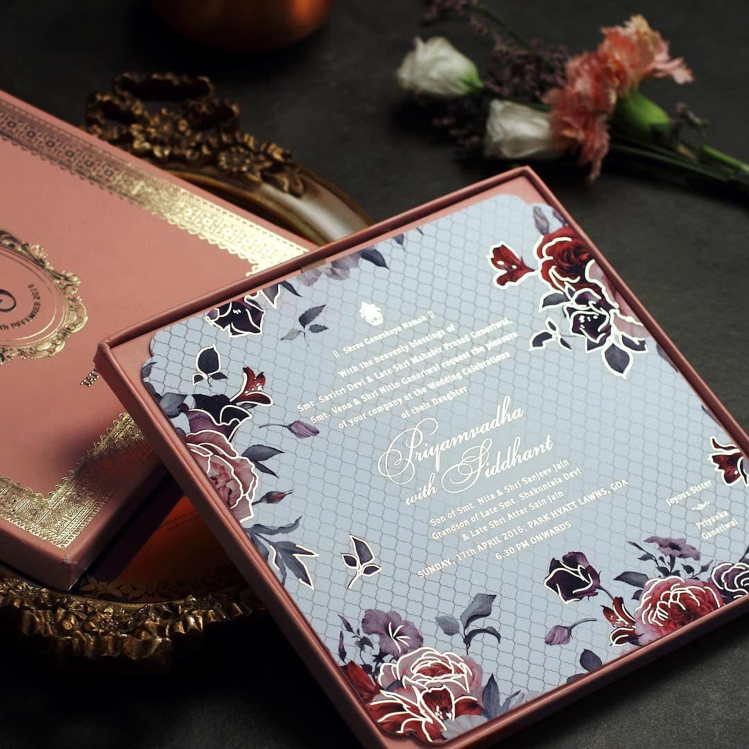 7 Design Studios For The Best Wedding Invitation Cards In India