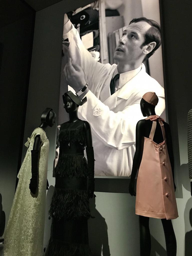 The Christian Dior Designer of Dreams Exhibition at the V&A. Marc Bohan.