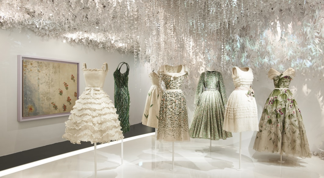 Why everyone is in love with the Christian Dior exhibition at London's V&A