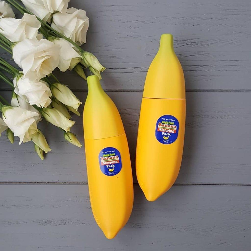 TonyMoly Magic Food Banana Sleeping Pack, Rs 850