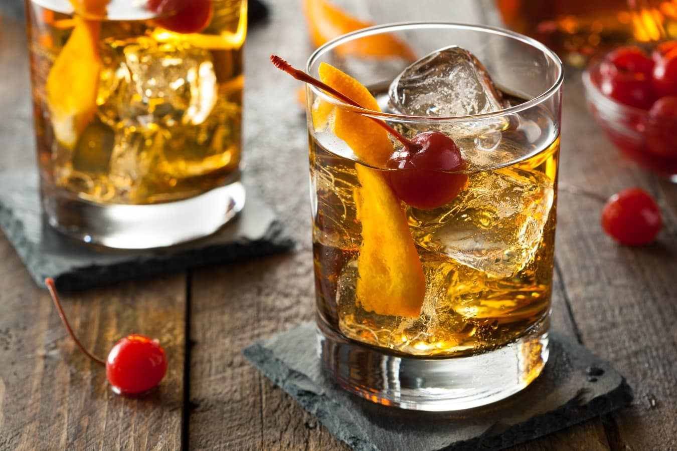 You'll love these whisky cocktails if you're an Old Fashioned fan