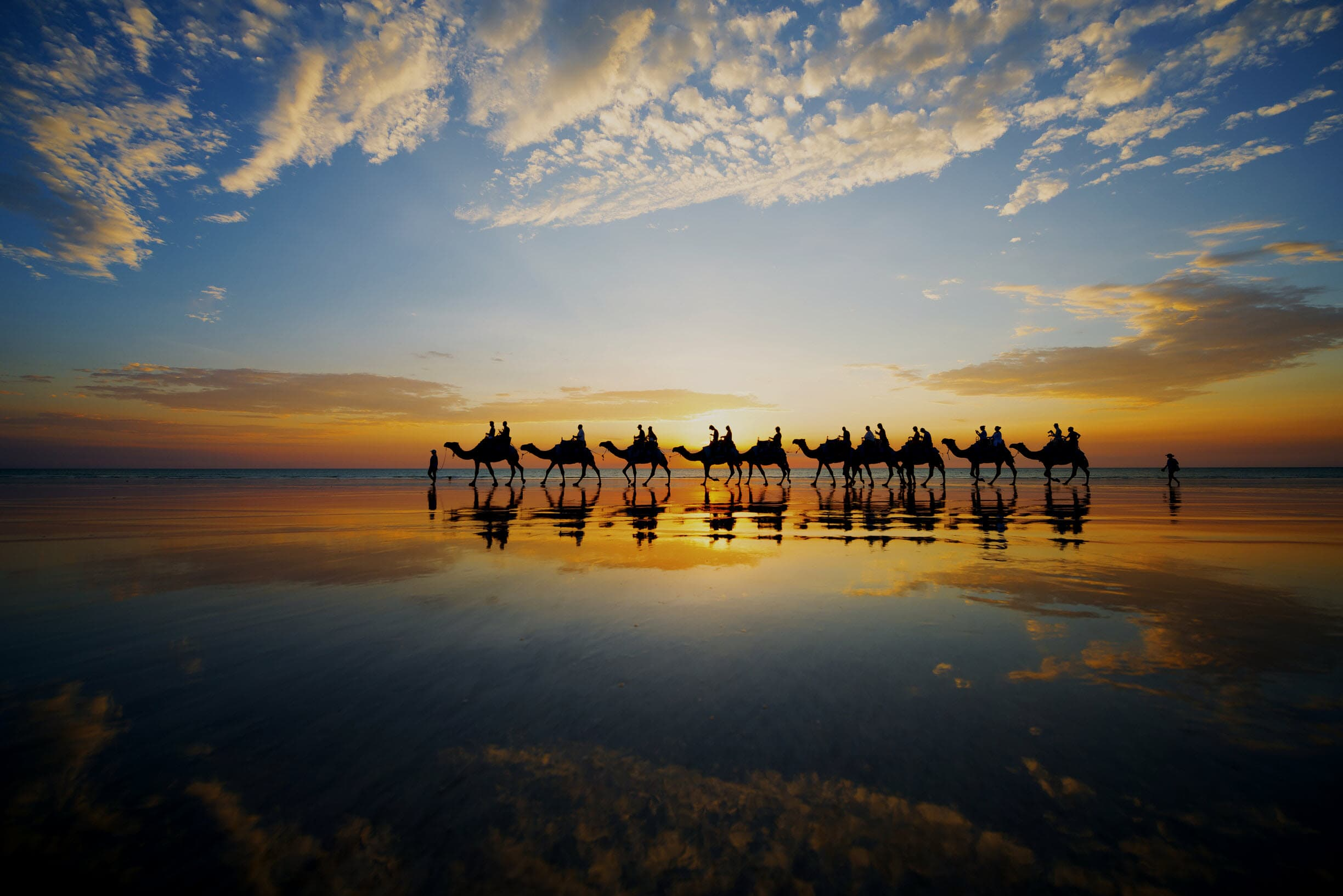 Check out: Broome, Australia's exotic pearling town