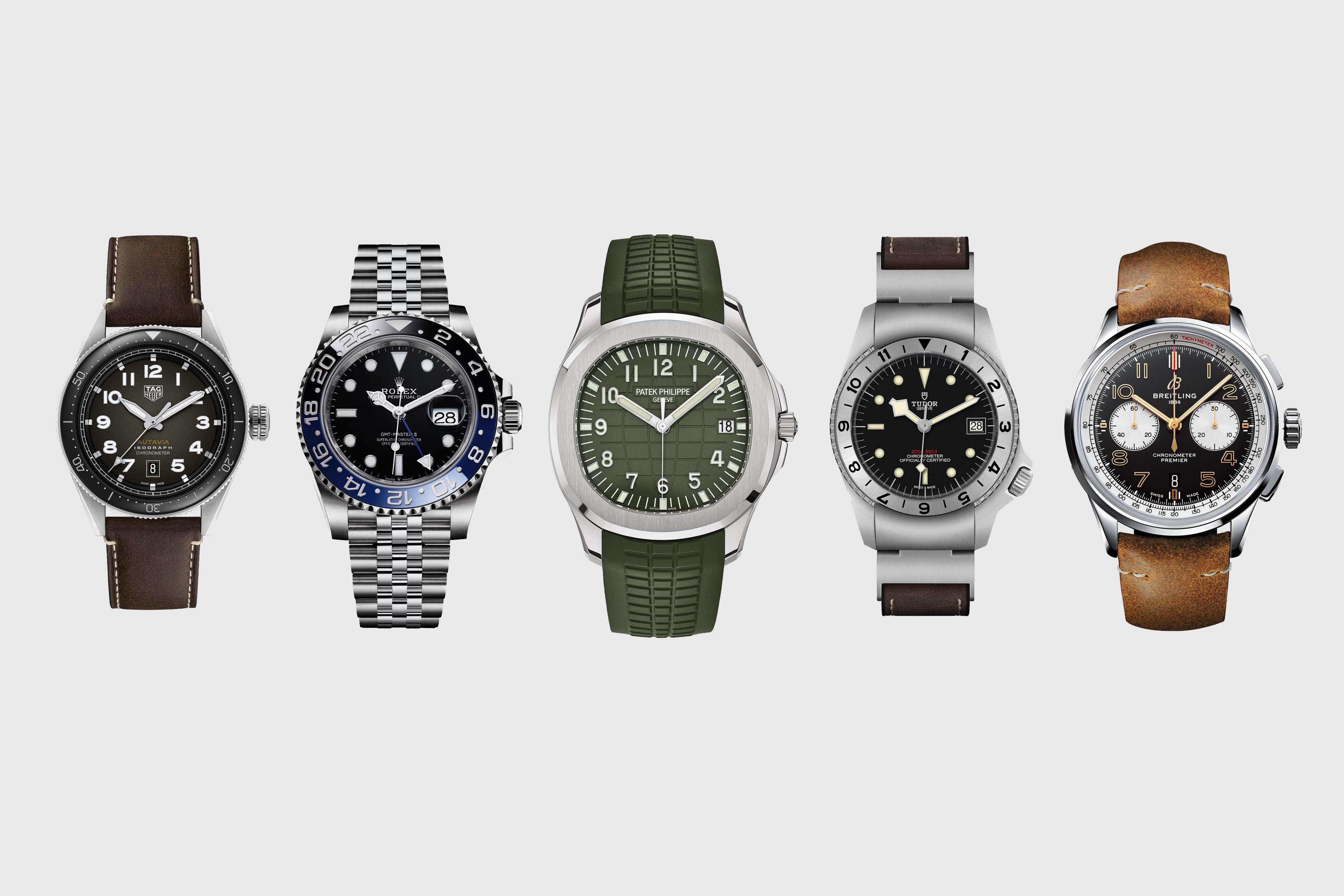 5 new watches for travellers to buy this summer