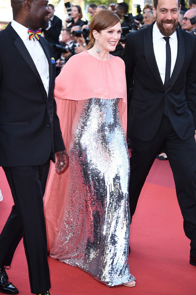 Cannes 2019 - Julianne Moore in Givenchy Haute Couture