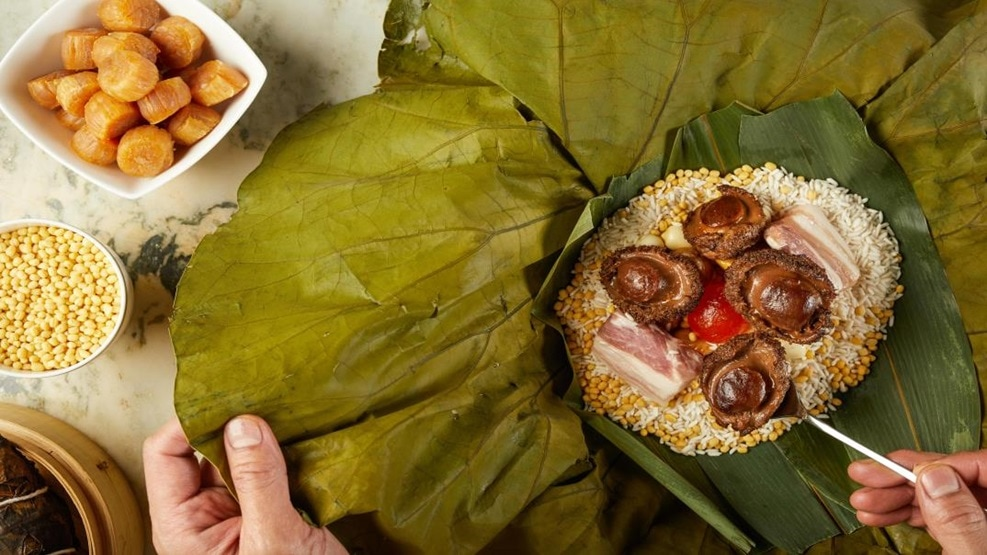 Here's where to enjoy gourmet glutinous rice dumplings for a taste of home