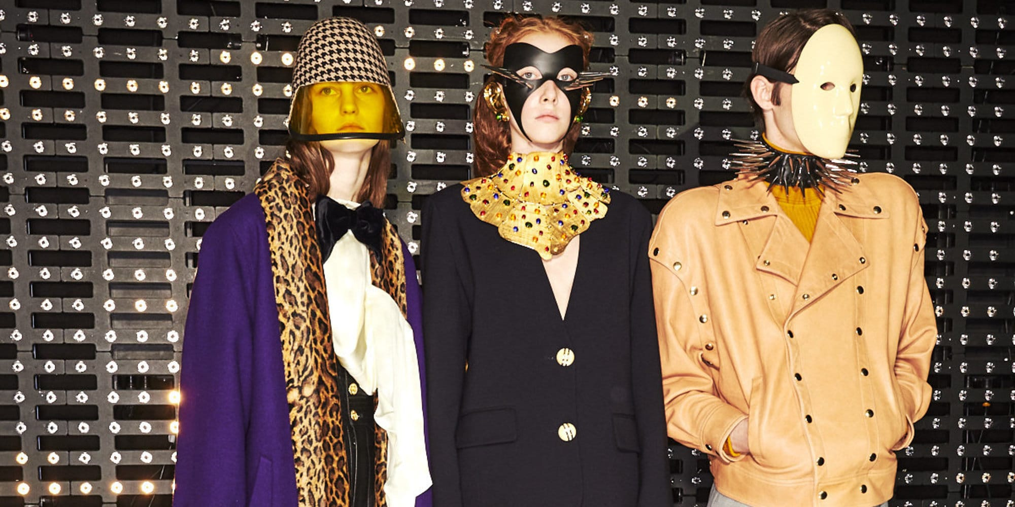 The unmasking of Gucci's coolest collection yet, exclusively in Bangkok