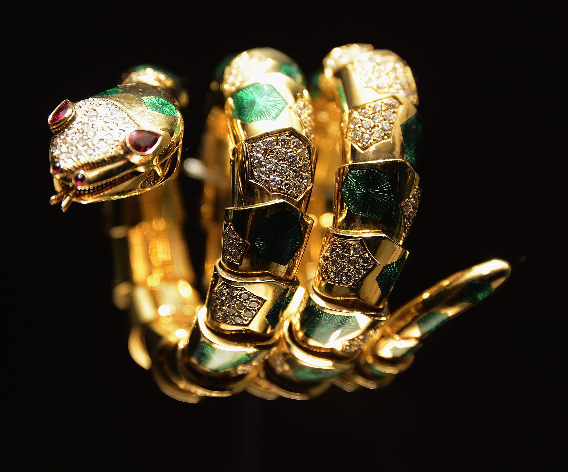 LSA Heritage Series: Why Bulgari's Serpenti is one of the most iconic jewellery designs