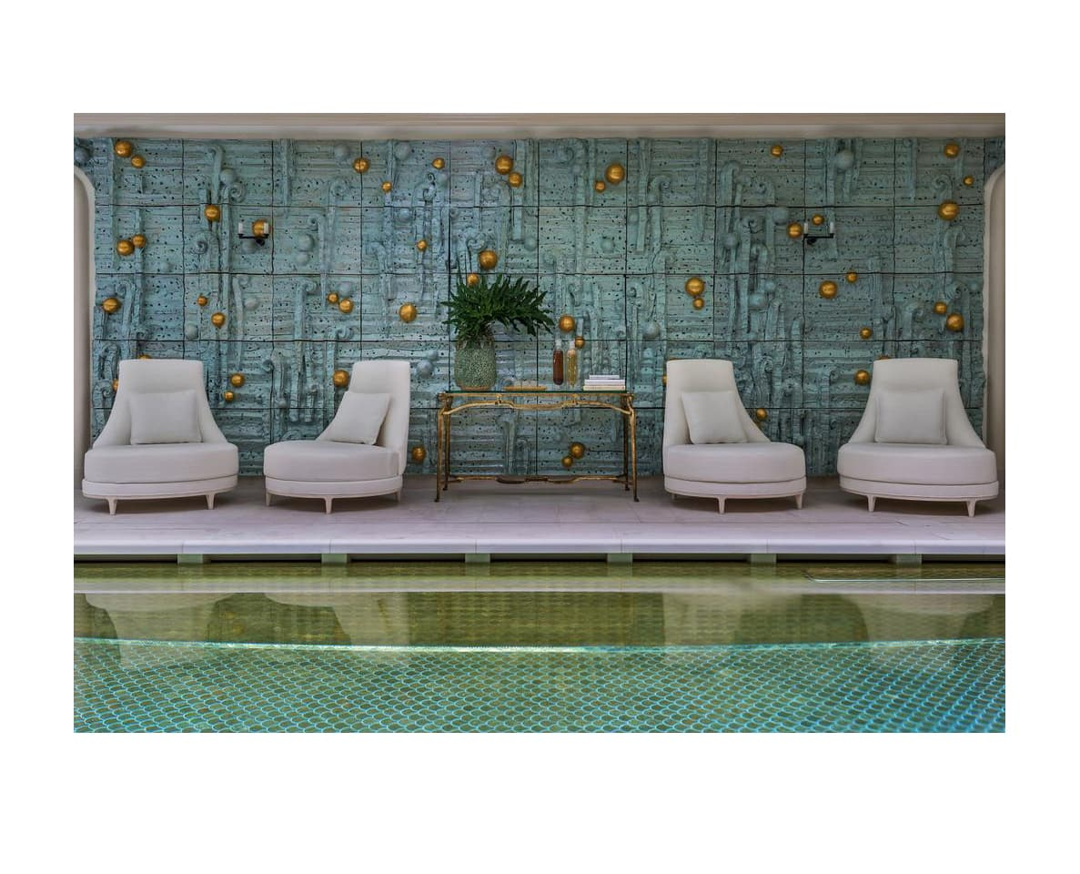Extravagant Parisian pools to dip your toes in