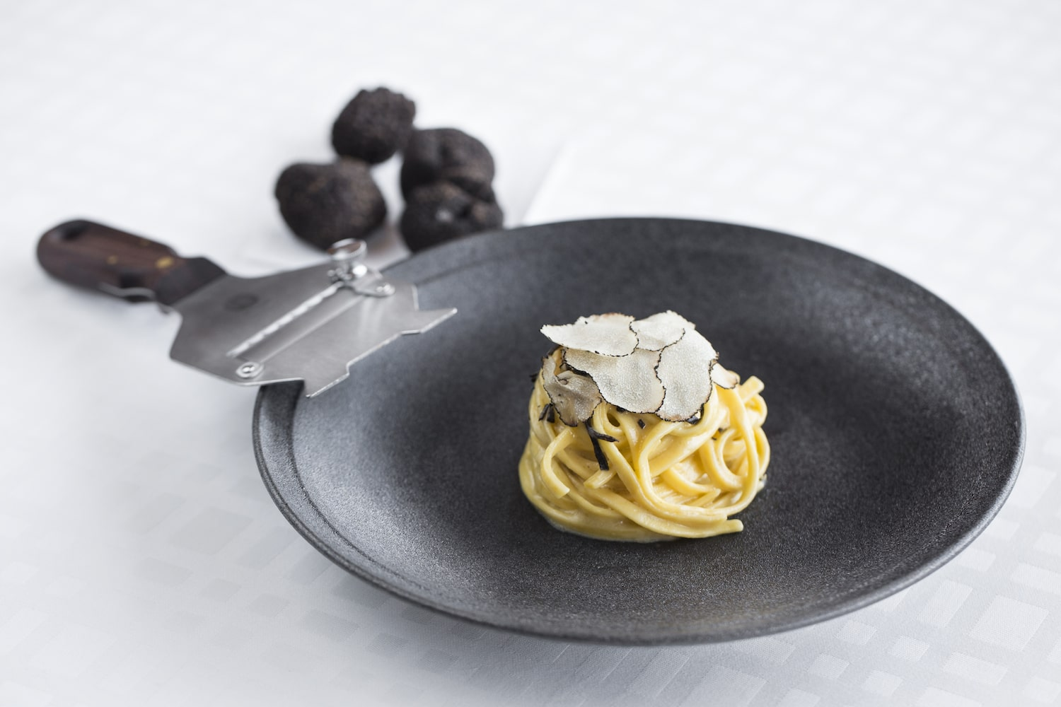 New Eats: The black truffle dishes you'll want to eat ...