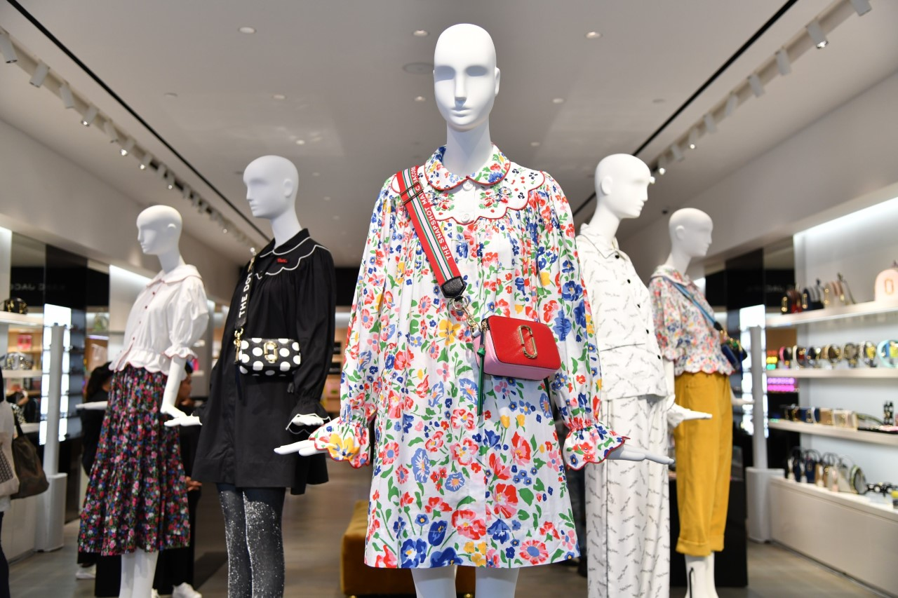 A Marc Jacobs Flagship Has Just