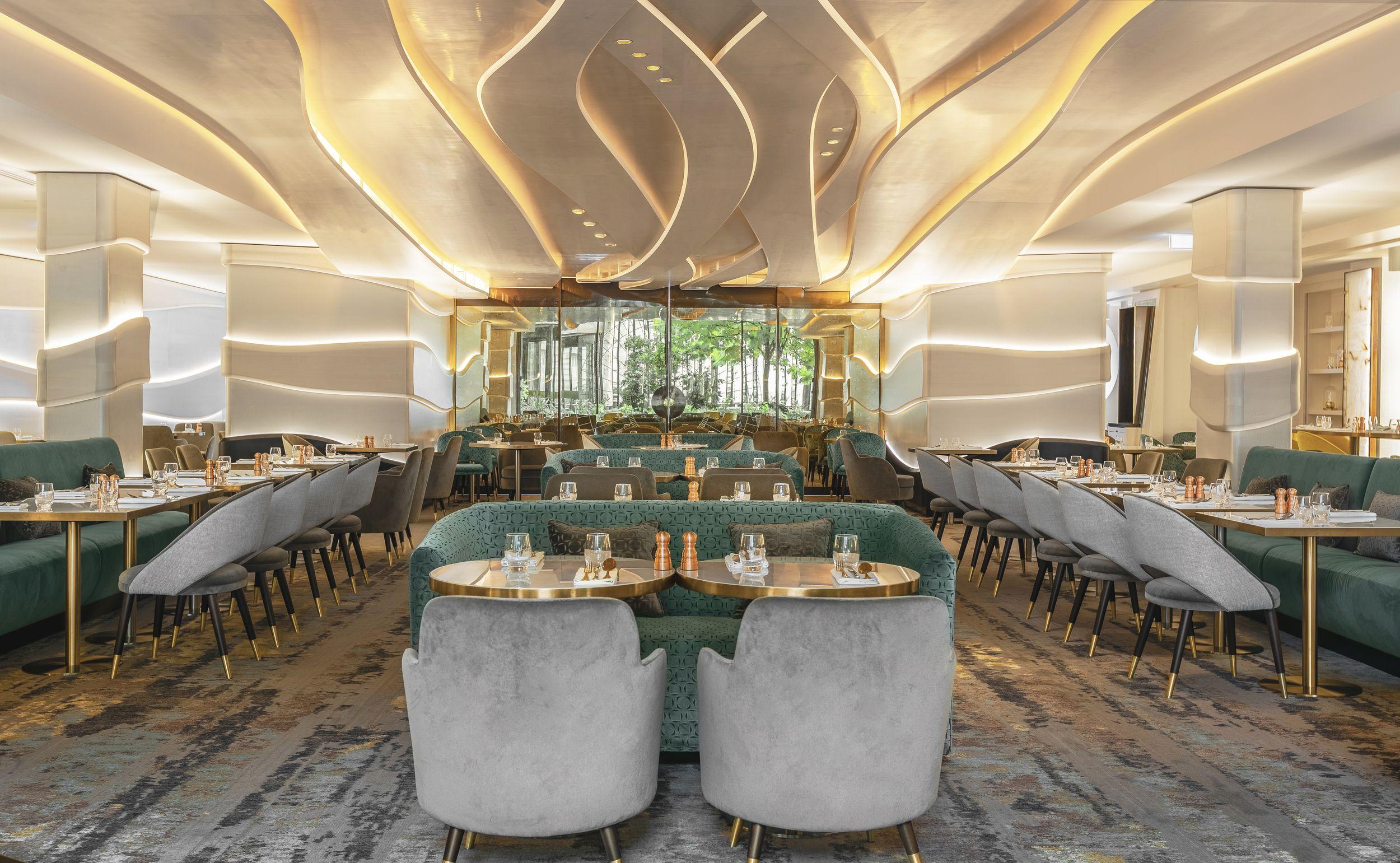 Picture bonanza: Discover this 5-star Art Deco hotel in Paris