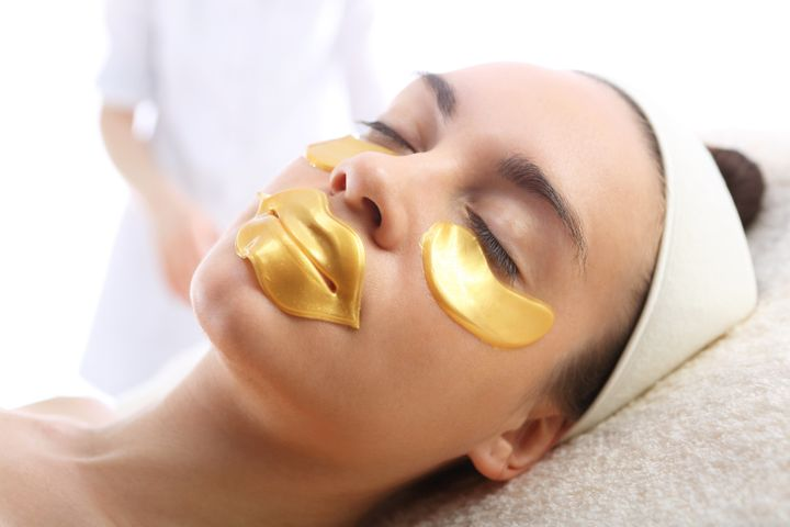 How effective is gold in beauty products?