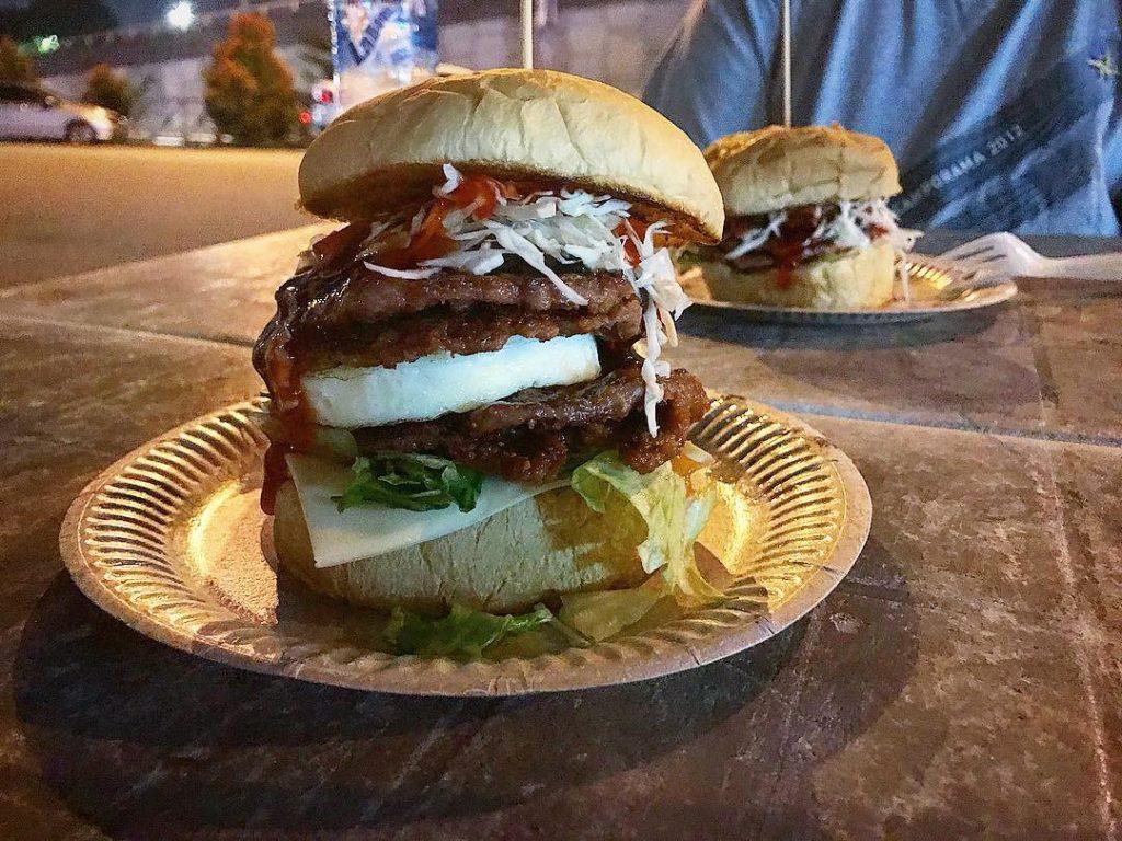 D'New Burger