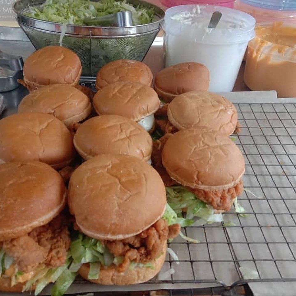 Burger Baek