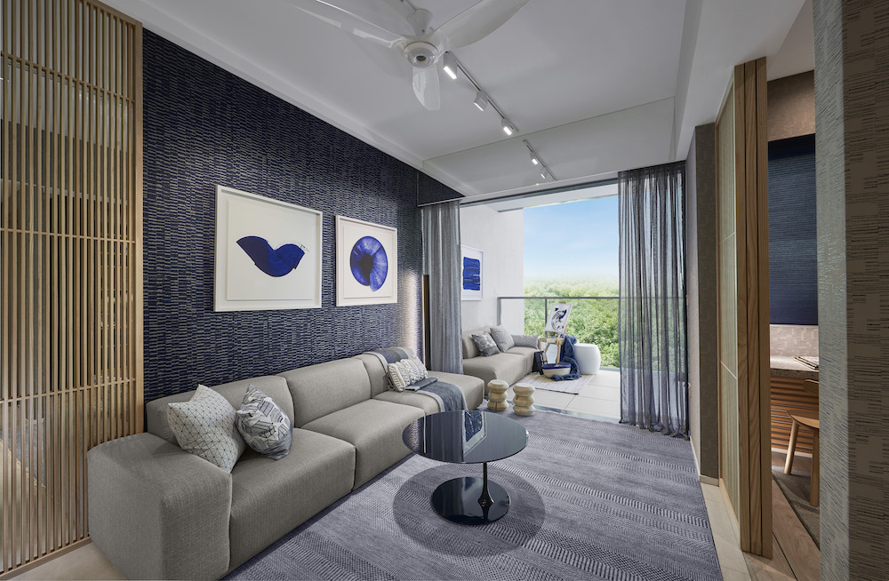 The Woodleigh Residences' two-bedroom units are perfect for your first home