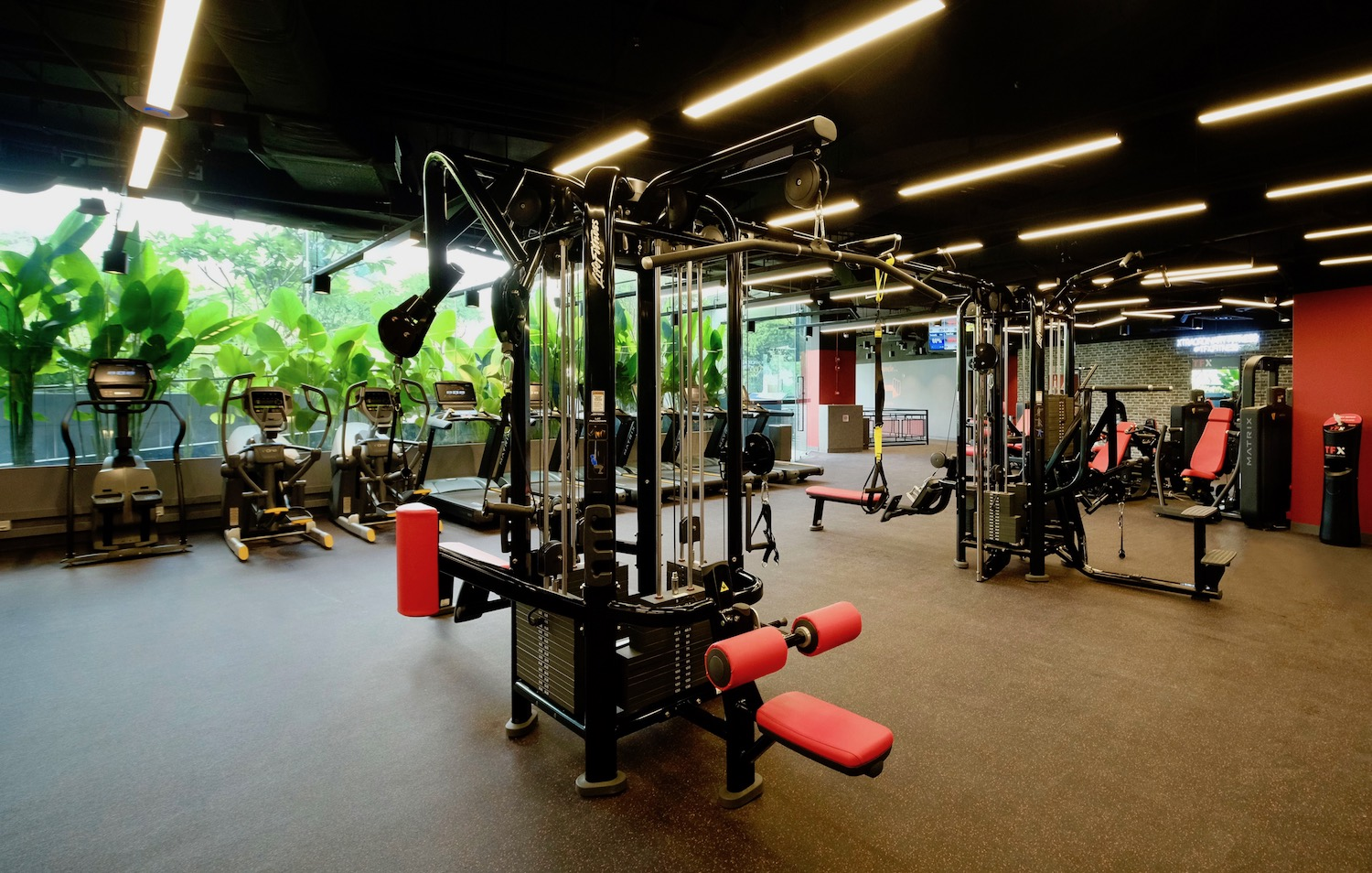 Review: TFX Funan's technology-enabled training will shake up your fitness routine