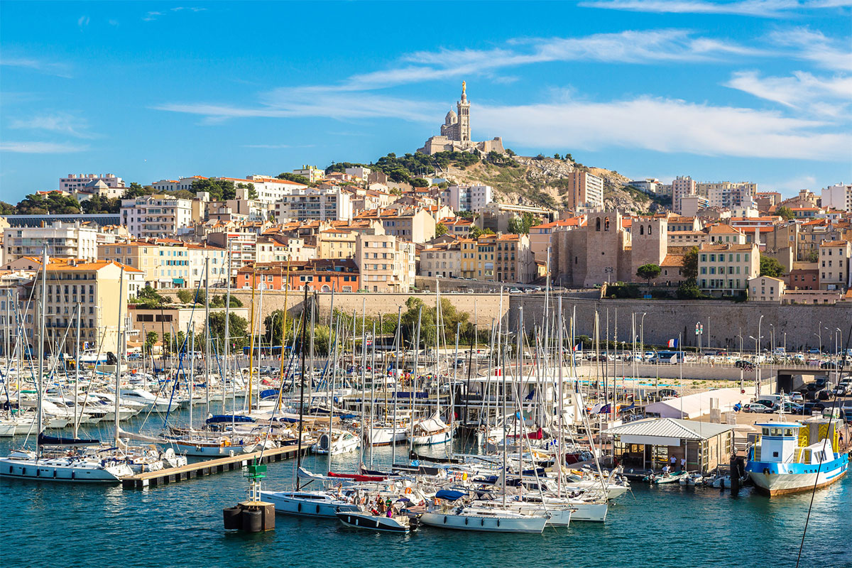 Check out: Marseille, the city where France and the Mediterranean merge