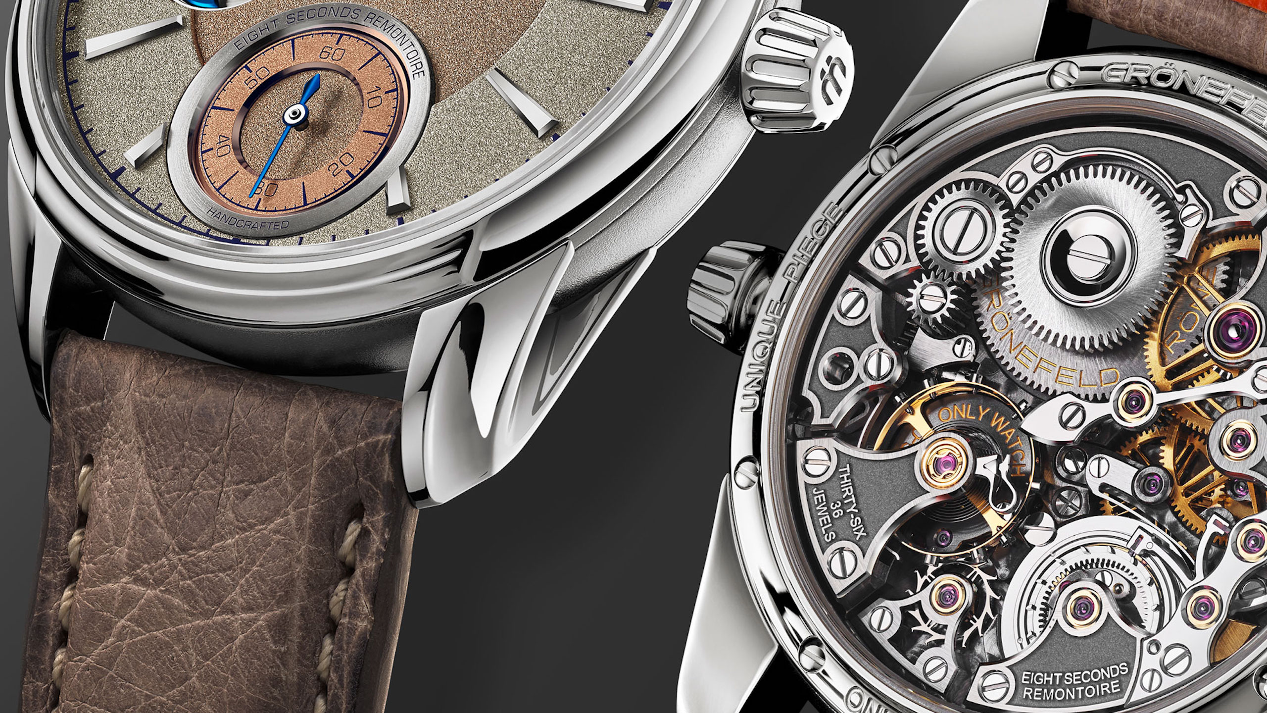 5 outstanding timepieces up for auction at Only Watch 2019